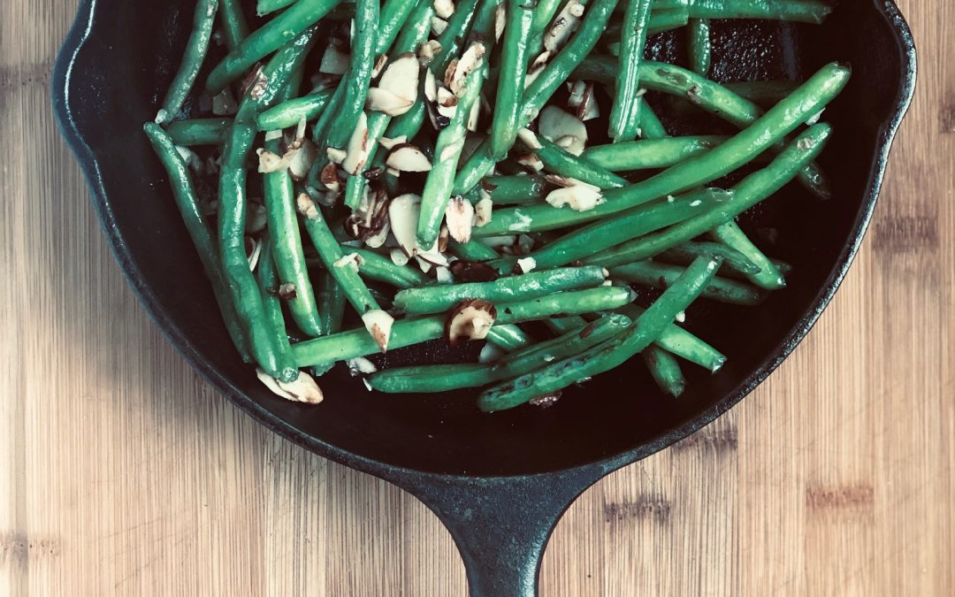 Easy Delicious Green Beans