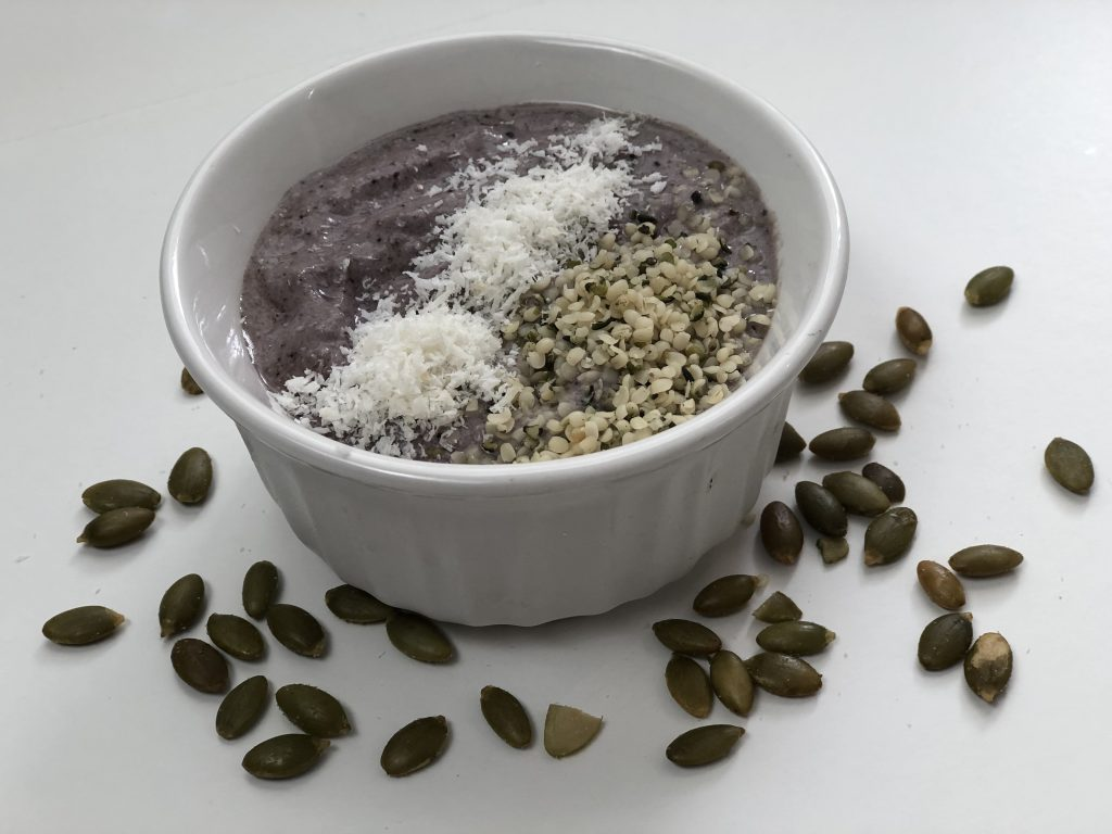 antioxidant power smoothie recipe without dairy